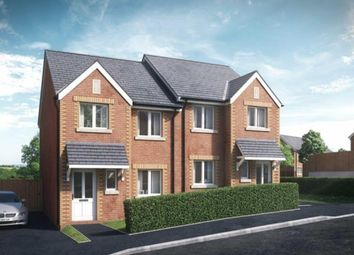 Thumbnail 3 bed semi-detached house for sale in (The Kedleston III), Market Quarter, Off Chapel Street