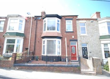Thumbnail 3 bed terraced house for sale in Grey Terrace, Stockton Road, Ryhope