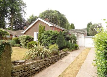 Thumbnail 3 bed bungalow for sale in Bollinbrook Road, Macclesfield