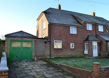 Thumbnail 3 bed semi-detached house for sale in Rowan Drive, Newbury, Berkshire