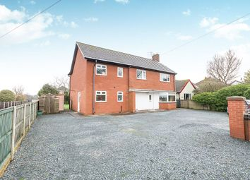 Thumbnail 5 bedroom detached house for sale in Lancaster Road, Pilling, Preston