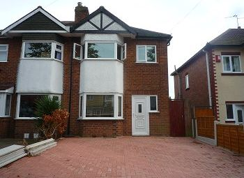 Thumbnail 3 bed semi-detached house for sale in Marshall Grove, Great Barr, Birmingham