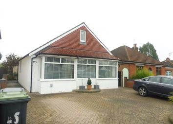 Thumbnail 2 bed bungalow for sale in Privett Road, Purbrook, Waterlooville