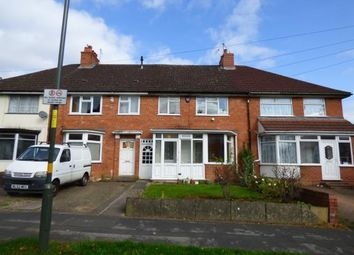 Thumbnail 3 bed terraced house for sale in Brentford Rd, Kings Heath, Birmingham, West Midlands