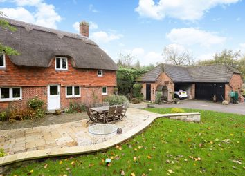 Thumbnail 3 bed cottage to rent in River Hill, Binsted, Alton