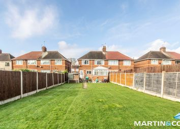 Thumbnail 3 bed semi-detached house for sale in Overdale Road, Quinton