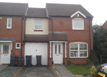 Thumbnail 3 bed terraced house to rent in Plantation Drive, Sutton Coldfield