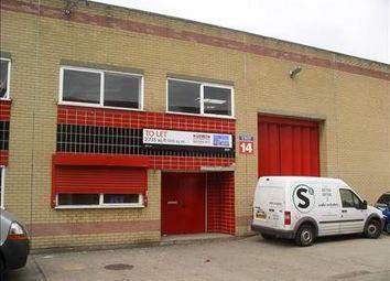 Thumbnail Light industrial to let in Unit 13 Deptford Trading Estate, Blackhorse Road, Deptford, London