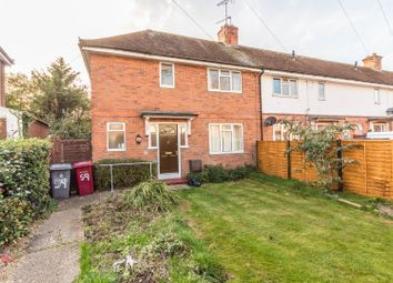 Thumbnail 2 bed end terrace house for sale in Staverton Road, Reading