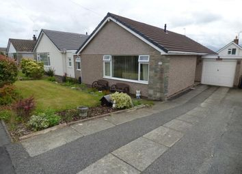 Thumbnail 3 bed bungalow for sale in Maes Yr Hafod, Menai Bridge, Anglesey, North Wales