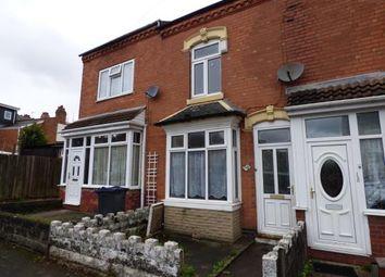 Thumbnail 3 bedroom terraced house for sale in Nansen Road, Sparkhill, Birmingham, West Midlands