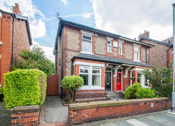 Thumbnail 4 bed semi-detached house for sale in Whitefield Road, Stockton Heath, Warrington