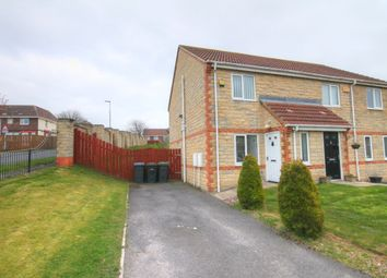 Thumbnail 2 bedroom semi-detached house to rent in Stuart Court, Consett