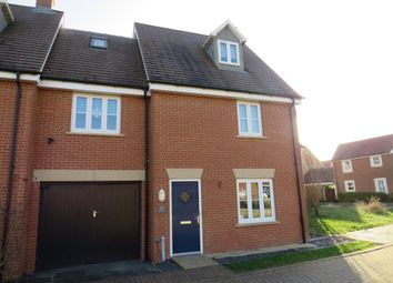 Thumbnail 4 bedroom semi-detached house for sale in Tobago Drive, Newton Leys, Milton Keynes