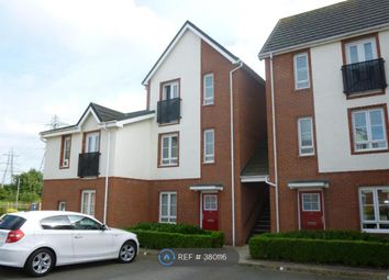 Thumbnail 2 bed flat to rent in St David's Park, Ewloe