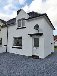 Thumbnail 2 bed semi-detached house for sale in Callart Road, Kinlochleven