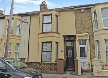 Thumbnail 3 bed terraced house for sale in Alma Road, Sheerness, Kent