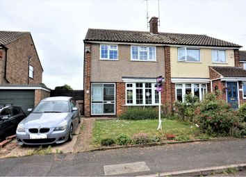 Thumbnail 3 bedroom semi-detached house for sale in Hasketon Drive, Luton