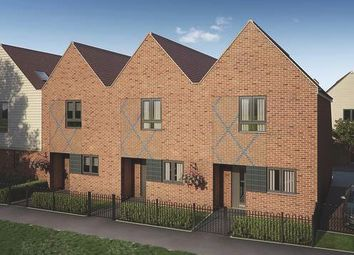 Thumbnail 2 bed terraced house for sale in Pilots View, Chatham, Kent