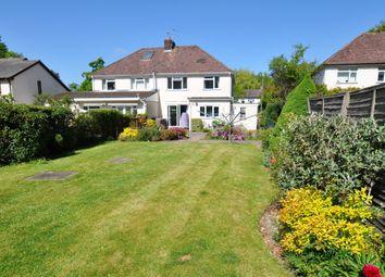 Thumbnail 3 bed semi-detached house to rent in Broadmoor Road, Corfe Mullen, Wimborne