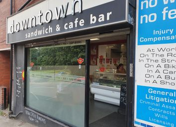 Thumbnail Restaurant/cafe for sale in Cafe & Sandwich Bars LS4, West Yorkshire
