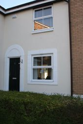 Thumbnail 2 bed terraced house to rent in Lealholme Court, Howdale Road, Hull