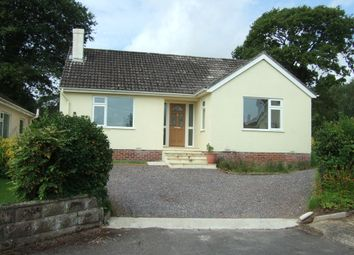 Thumbnail 3 bed detached bungalow to rent in Wellmead, Kilmington, Axminster