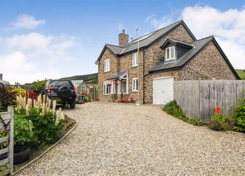 Thumbnail 4 bed detached house for sale in Llansilin, Oswestry