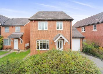 Thumbnail 3 bed detached house for sale in Wynwards Road, Abbey Meads, Swindon, Wiltshire