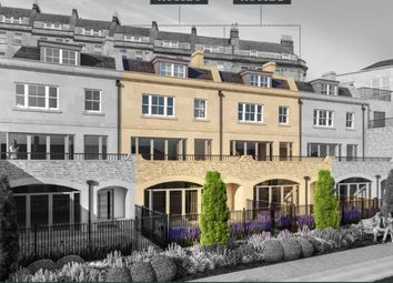 Thumbnail 4 bedroom town house for sale in Hope House, Lansdown Road, Bath