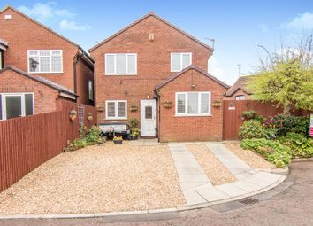 Thumbnail 4 bed detached house for sale in Pullman Close, Heswall Hills, Wirral