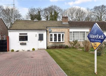 Thumbnail 2 bed semi-detached house for sale in Frensham Close, Yateley, Hampshire