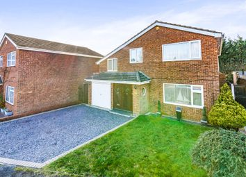 Thumbnail 4 bedroom detached house for sale in Hawthorn Way, Chiswell Green, St.Albans