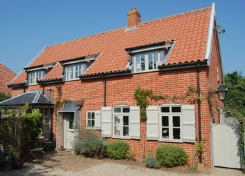 Thumbnail 3 bedroom detached house for sale in Rectory Lane, Orford, Woodbridge