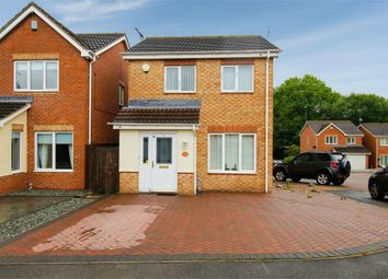 Thumbnail 3 bedroom detached house for sale in Newton Gardens, Chapeltown, Sheffield, South Yorkshire