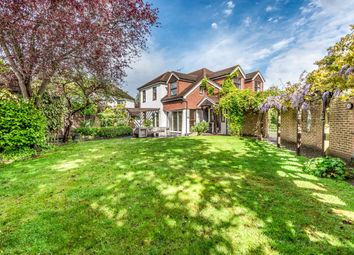 Thumbnail 4 bed detached house for sale in Send Marsh, Ripley, Surrey