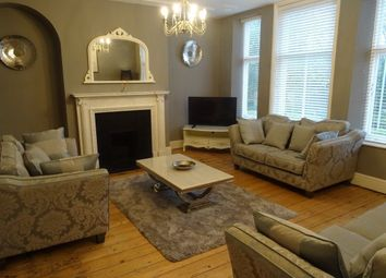 Thumbnail 3 bed flat to rent in Park Road, Peterborough