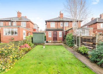 Thumbnail 3 bed semi-detached house for sale in Front Street, Glasshoughton, Castleford