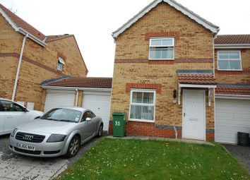 Thumbnail 2 bed semi-detached house to rent in Harrier Close, Thornaby, Stockton-On-Tees