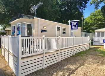Thumbnail 2 bed property for sale in Sandhills Holiday Village, Mudeford, Christchurch