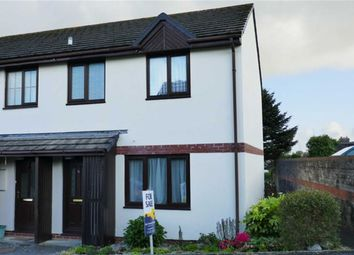 Thumbnail 3 bedroom end terrace house for sale in Honeymeadows, Holsworthy