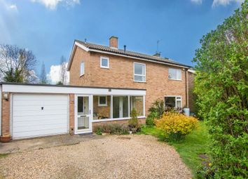 Thumbnail 4 bed detached house for sale in St. Johns Road, Coton, Cambridge