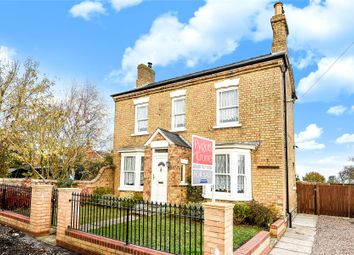 Thumbnail 4 bed detached house for sale in Station Road, Helpringham