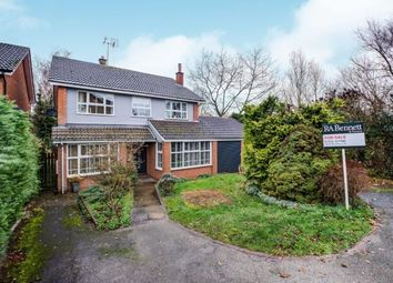 Thumbnail 5 bed detached house for sale in Home Close, Bubbenhall, Coventry, West Midlands