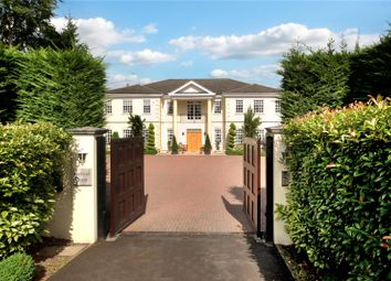 Thumbnail 5 bedroom detached house for sale in London Road, Sunningdale, Ascot, Berkshire