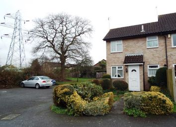 Thumbnail 1 bed end terrace house for sale in Culter Field, Singleton, Ashford, Kent