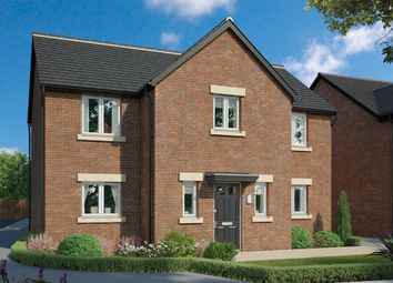 Thumbnail 4 bed detached house for sale in Hardwicke Grange Meerbrook Way, Quedgeley, Gloucester