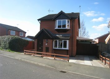 Thumbnail 3 bed detached house to rent in Devitt Way, Broughton Astley, Leicester