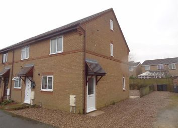 Thumbnail 2 bed end terrace house for sale in Winchester Way, Sleaford