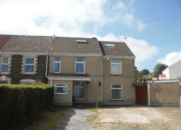 Thumbnail 3 bed end terrace house for sale in 712 Llangyfelach Road, Treboeth, Swansea